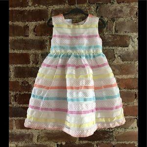 Blueberi Boulevard Easter Spring Dress 3T